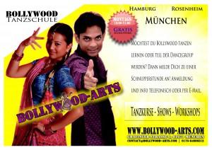Indische Tanzschule München