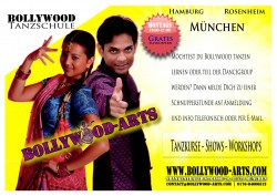 Bollywood tanzschule in München