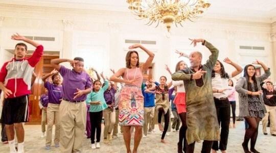 Bollywood Tanz in Amerika