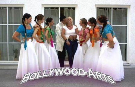 Bollywood-Indische Hochzeit