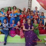 Indian kids dance group