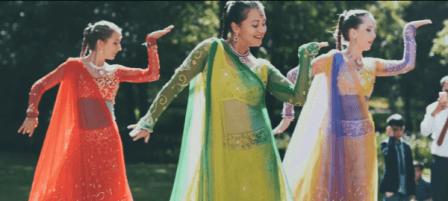 Bollywood Hochzeit - Bollywood Wedding Germany - Indische Hochzeit