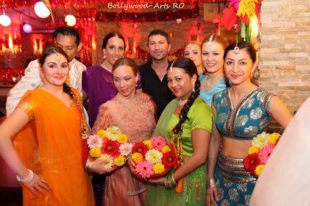 Bollywood tänzer buchen