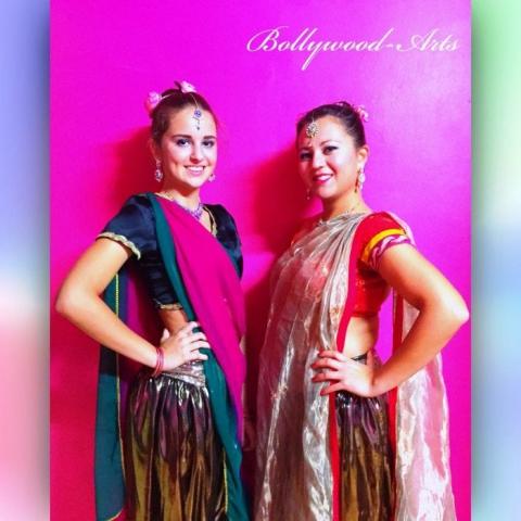 Indische Tänzerinnen buchen in Deutschland