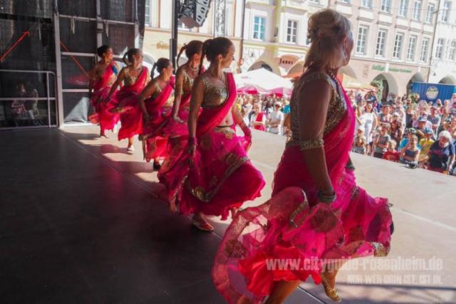 Tanzen für kinder in Rosenheim